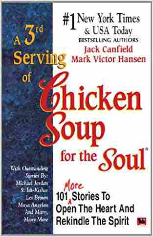 Buy A 3rd Serving of Chicken Soup For The Soul by Jack Canfield online in india - Bookchor   9788187671060