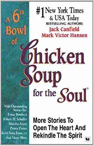 Buy A 6th Bowl of Chicken Soup For The  Soul by Jack Canfield online in india - Bookchor | 9788187671213