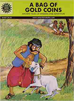 Buy A BAG OF GOLD COINS Vol. 607 by Shantidevi Motichandra online in india - Bookchor   9788189999094