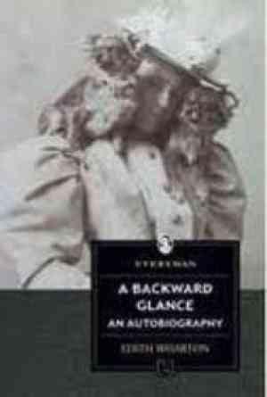 Buy A Backward Glance by Edith Wharton online in india - Bookchor   9789350092118