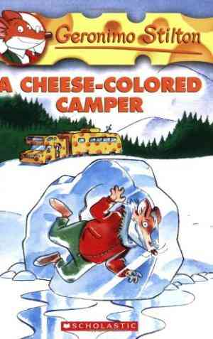 Buy A Cheese colored Camper by Geronimo Stilton online in india - Bookchor | 9780439691390
