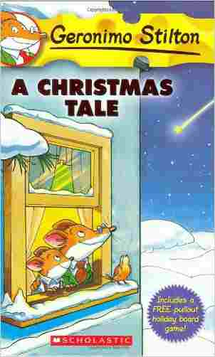 Buy A Christmas Tale by Geronimo Stilton online in india - Bookchor | 9780439791311