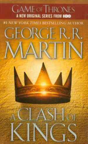 Buy A Clash of Kings by George R. R. Martin online in india - Bookchor   9780553579901