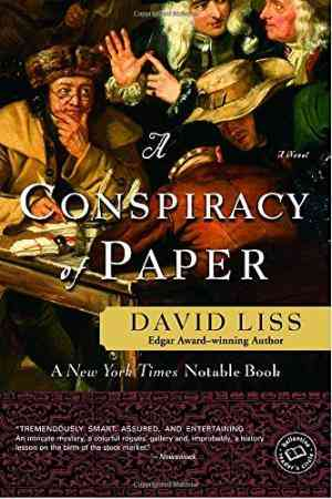 Buy A Conspiracy of Paper by David Liss online in india - Bookchor   9780804119122