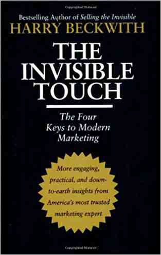 Buy Invisible Touch by Harry Beckwith online in india - Bookchor | 9780446699839