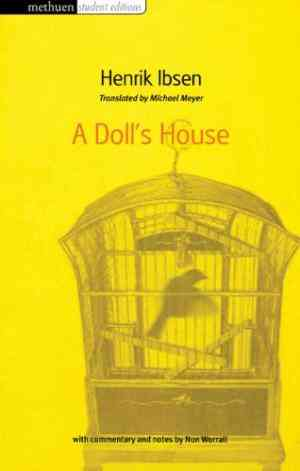 Buy A Dolls House by Henrik Ibsen online in india - Bookchor | 9780413544704