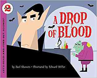 Buy A Drop of Blood by Paul Showers online in india - Bookchor | 9780060091101