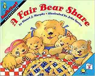 Buy A Fair Bear Share by Stuart J. Murphy online in india - Bookchor   9780064467148