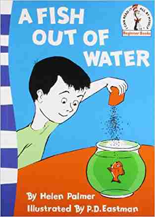 Buy A Fish Out of Water by Helen Palmer online in india - Bookchor | 9780007484225