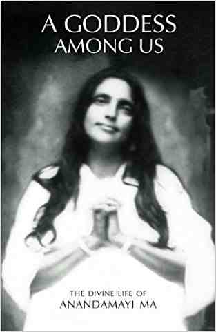 Buy A Goddess Among Us by Anandamayi online in india - Bookchor   9788188479450