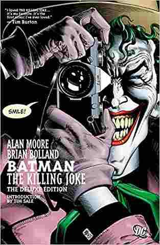 The Killing Joke-Hardcover
