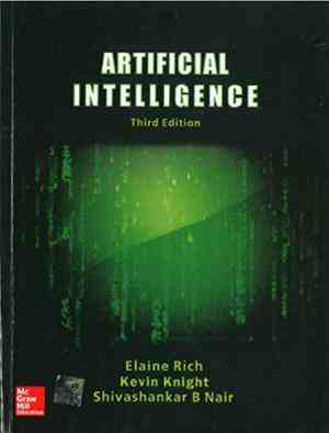 Buy Artificial Intelligence 3E (Sie) by Kevin Knight online in india - Bookchor   9780070087705
