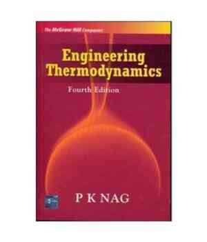 Buy Engineering Thermodynamics by P Nag online in india - Bookchor   9780070260627