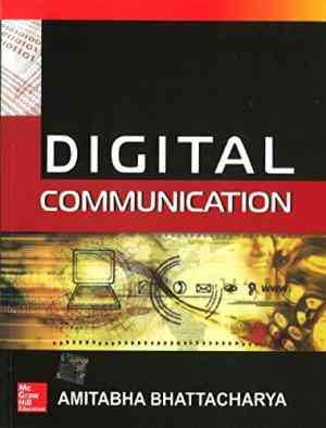 Buy Digital Communication by Amitabha Bhattacharya online in india - Bookchor   9780070591172