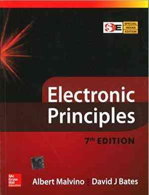 Buy Electronic Principles (Special Indian Edition) by Albert Malvino online in india - Bookchor | 9780070634244