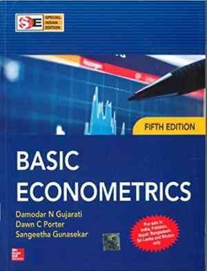 Buy Basic Econometrics by Damodar Gujarati online in india - Bookchor | 9780071333450