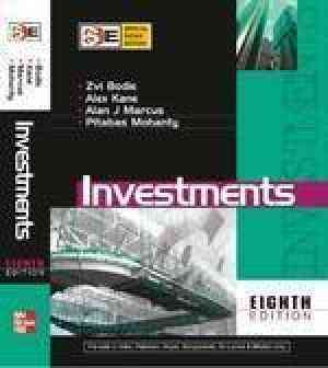 Buy Investments,8E (Sie) by Zvi Bodie online in india - Bookchor | 9780070151574