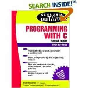 Buy Programming With C by Byron Gottfried online in india - Bookchor | 9780070593695