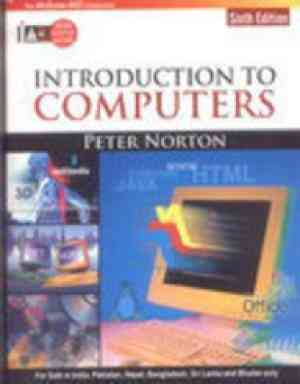 Buy Introduction To Computers (Special Indian Edition) by Peter Norton online in india - Bookchor   9780070593749