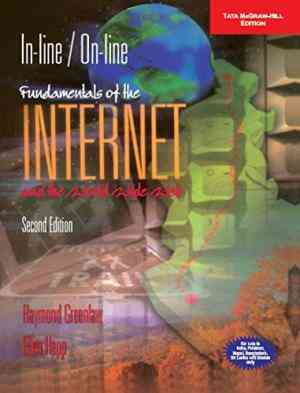 Buy InlineOnline: Fundamentals Of The Internet And The World Wide Web by Raymond Greenlaw online in india - Bookchor   9780070611139