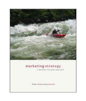 Buy Marketing Strategy: A Decision Focused Approach by Orville Walker online in india - Bookchor | 9780070611436