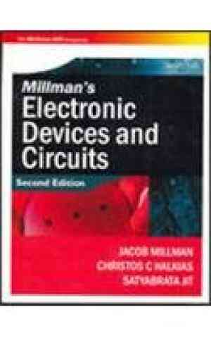 Buy Millmans Electronic Devices And Circuits (sie) by Millman online in india - Bookchor   9780070634558