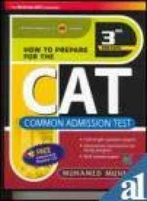 Buy How To Prepare For The CAT, 3e by Muhamed Muneer online in india - Bookchor   9780070635784