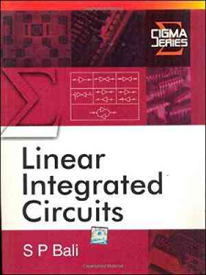 Buy Linear Integrated Circuits by S Bali online in india - Bookchor | 9780070648074