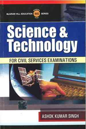 Buy Science & Technology For Upsc by Ashok Singh online in india - Bookchor   9780070655485