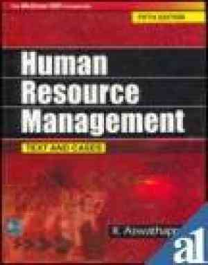 Buy Human Resource Management: Text And Cases by Aswathappa K. online in india - Bookchor | 9780070660205