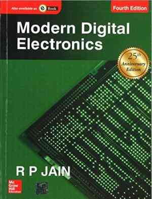 Buy Modern Digital Electronics, 4th Edition by R Jain online in india - Bookchor | 9780070669116