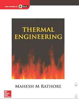 Buy Thermal Engineering by Mahesh Rathore online in india - Bookchor   9780070681132