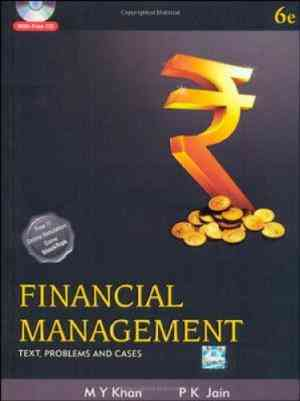 Buy Financial Management Text Problems Cases by Khan online in india - Bookchor   9780071067850