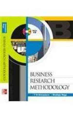 Buy Business Research Methodology (With CD) by T N Srivastava online in india - Bookchor | 9780070159105