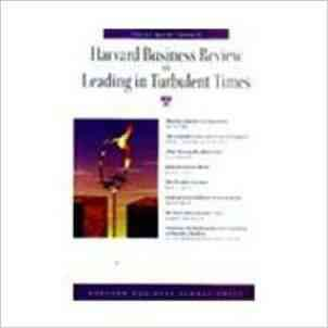 Buy Leading In Turbulent Times by HBR online in india - Bookchor | 9780070254954