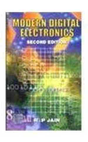 Buy Modern Digital Electronics by Jain online in india - Bookchor   9780070494923