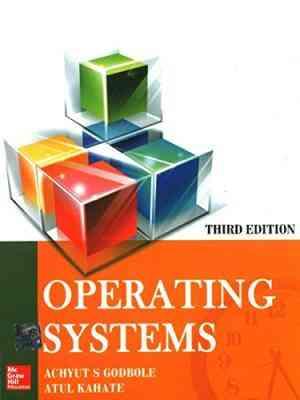 Buy Operating Systems, 3E Pb by Godbole online in india - Bookchor   9780070702035