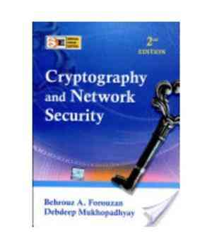 Buy Cryptography and Network Security by Behrouz A Forouzan online in india - Bookchor | 9780070702080