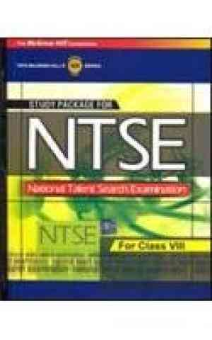 Buy Study Package for NTSE for Class VIII: National Talent Search Examination by N/A Tmh online in india - Bookchor | 9780070660403
