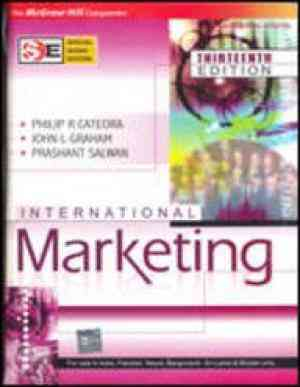 Buy International Marketing by Philip Cateora online in india - Bookchor | 9780070666993