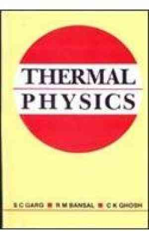 Buy Therman Physics by S Garg online in india - Bookchor | 9780074601341