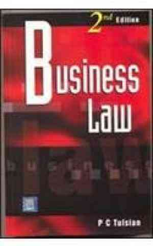 Buy Business Law by P C Tulsian online in india - Bookchor   9780074639481