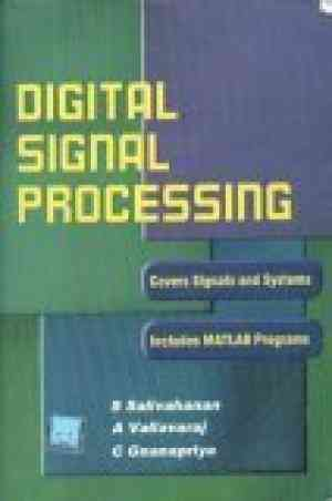 Buy Digital Signal Process by Salivahanan online in india - Bookchor | 9780074639962