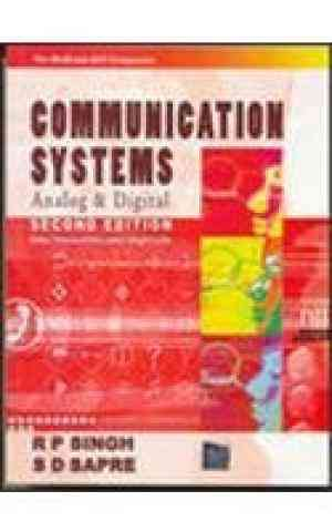 Buy Communication Systems by R Singh online in india - Bookchor | 9780070634541