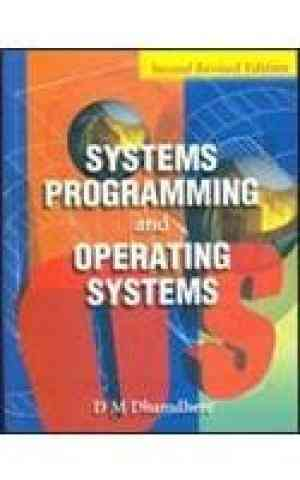 Buy Systems Program & Operation by Dhananjay Dhamdhere online in india - Bookchor   9780074635797