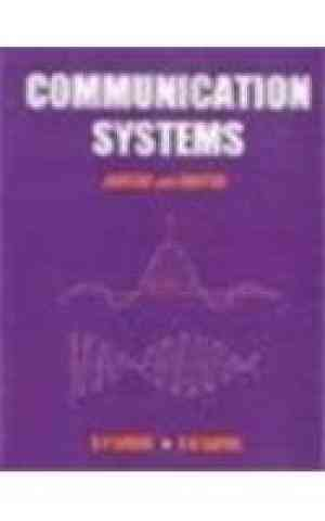 Buy Communication Systems Analog& Digital by Singh online in india - Bookchor   9780074603390