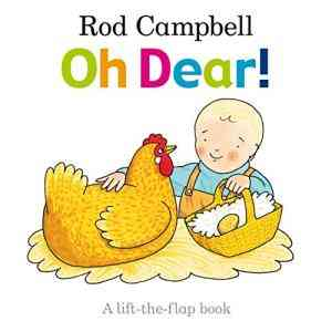 Buy Oh Dear! by Rod Campbell online in india - Bookchor | 9780230707214