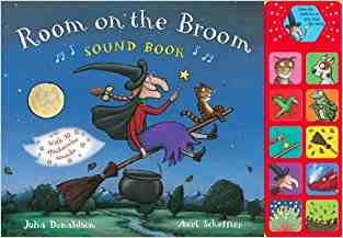 Buy Room on the Broom Sound Book by Julia Donaldson online in india - Bookchor | 9780230766242