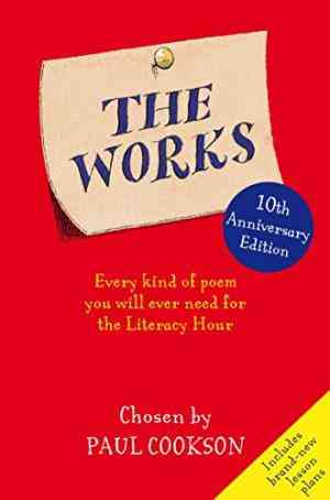 Buy The Works by Paul Cookson , Paul EDT Cookson online in india - Bookchor   9780330481045