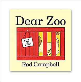 Buy Dear Zoo Big Book by Rod Campbell online in india - Bookchor | 9780330516891